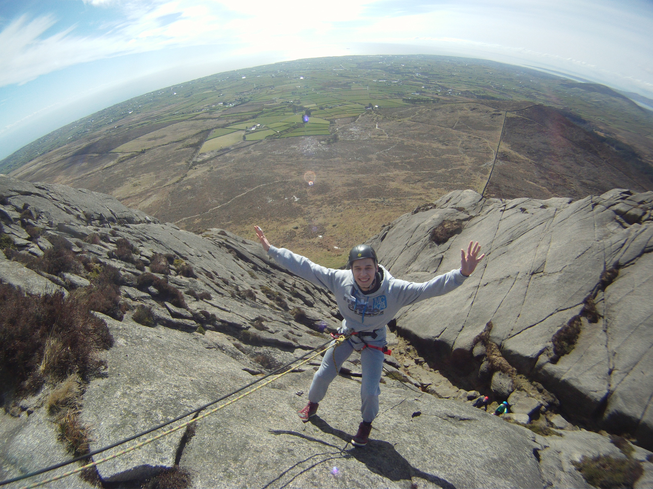 Rock-climbing-Rostrevor