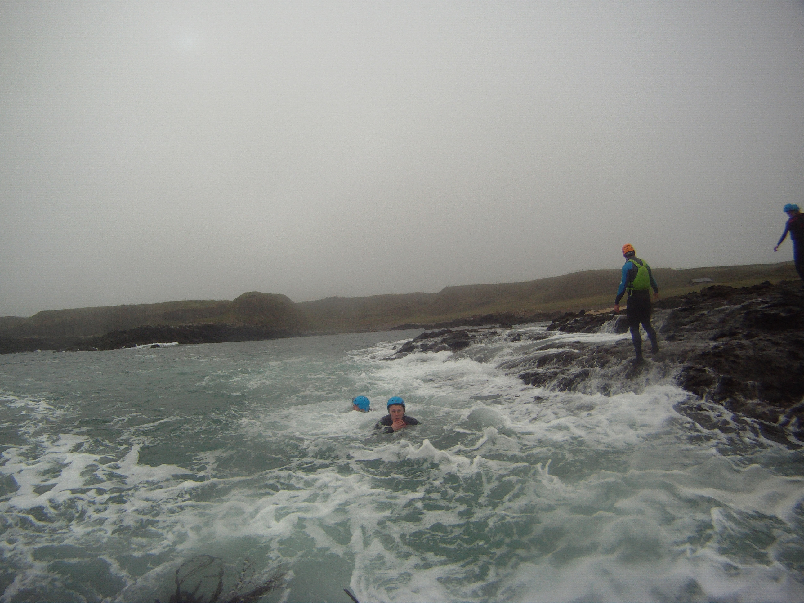 Coasteering-Northern-Ireland