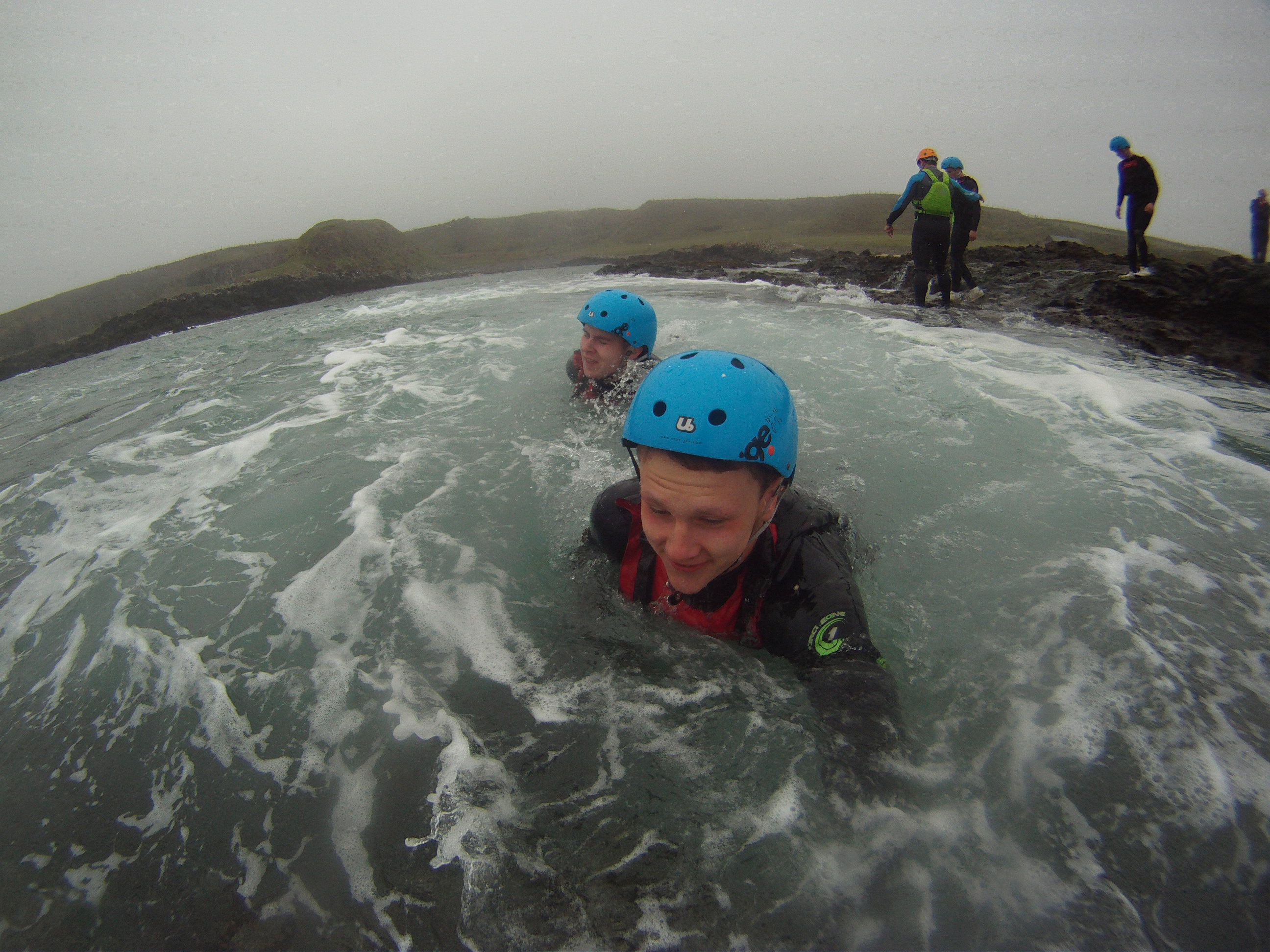 Coasteering-adventure