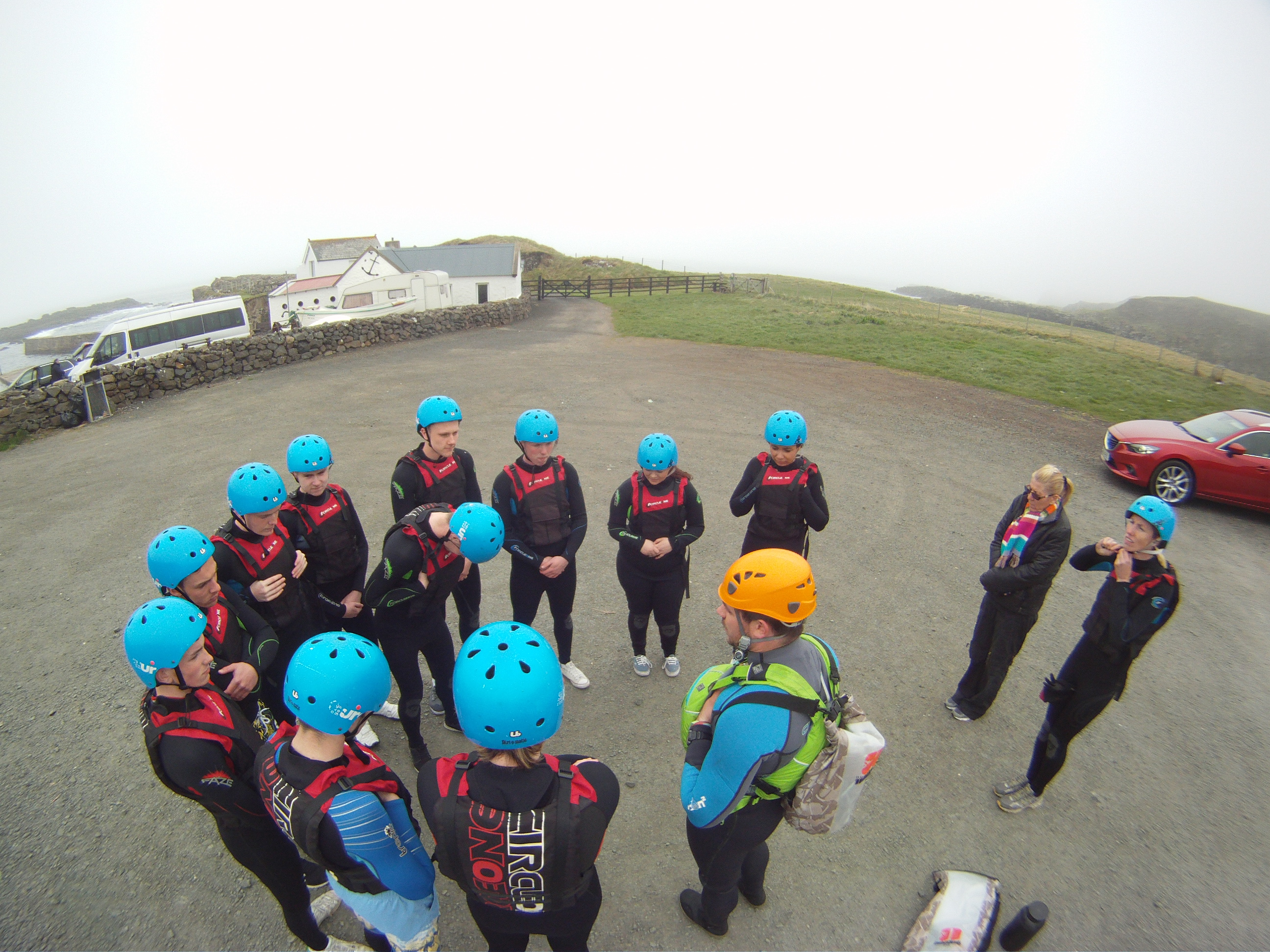 Coasteering-for-groups