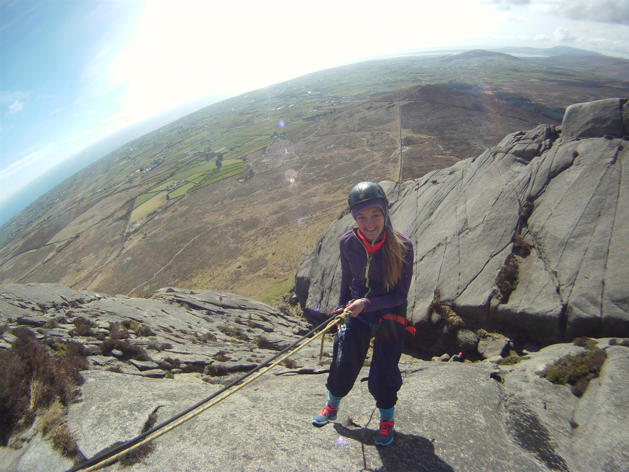 Kids-rock-climbing