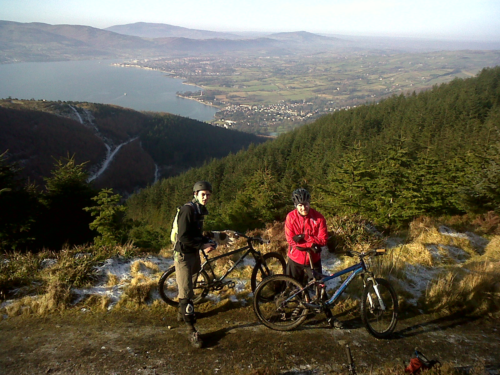 Mountain-biking-Rostrevor