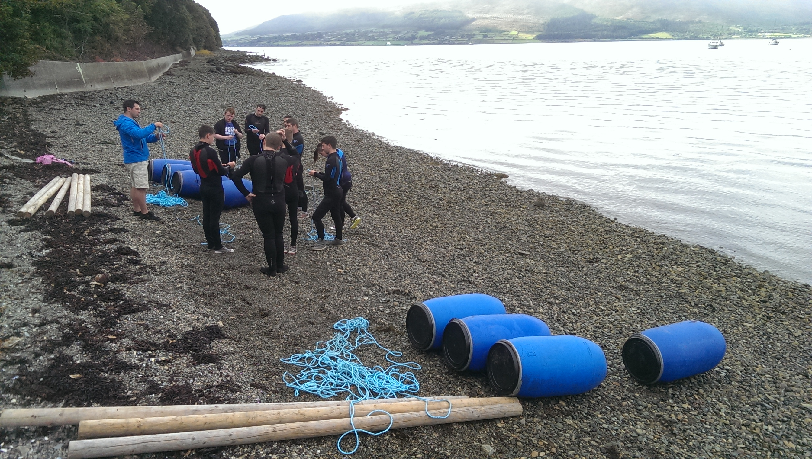 Raft-building-residentials