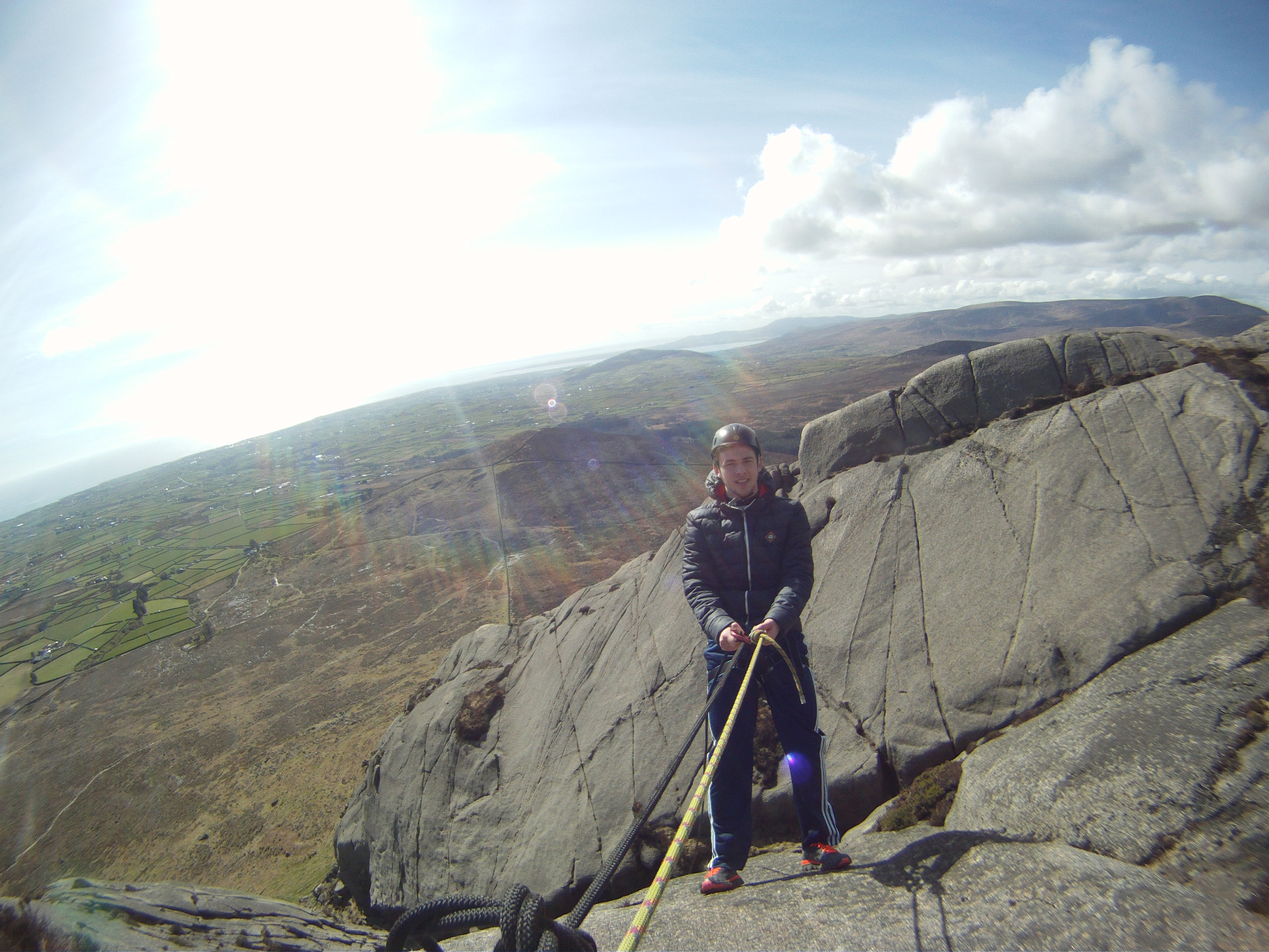 Rock-climbing-Northern-Ireland
