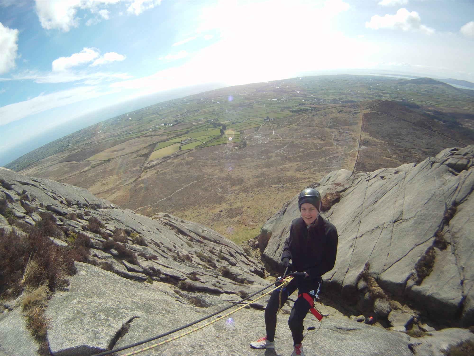 Rock-climbing-for-schools