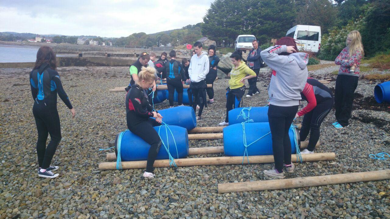 Schools-raft-building
